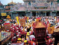台湾宗教庆典活动